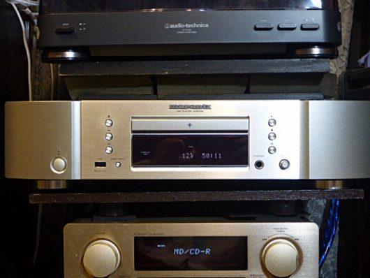 CD6006 CDプレイヤー