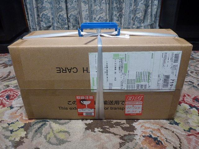 FE166NVスピーカー2個入り梱包